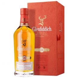 Glenfiddich 21 Year Reserva Rum Cask Finish Whisky 70cl