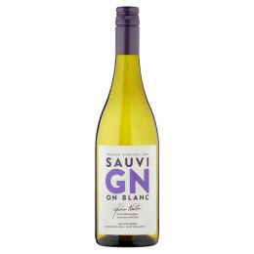 Graham Norton Sauvignon Blanc Wine White 75cl