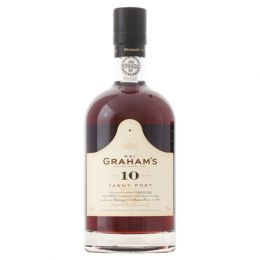 Grahams 10 yo Tawny Port 75cl 20% ABV