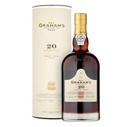 Graham's 20yo Tawny Port 75cl
