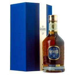 Grants 25 Year Whisky 70cl