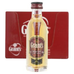 Grants Family Reserve Whisky 12x 5cl Miniature Pack