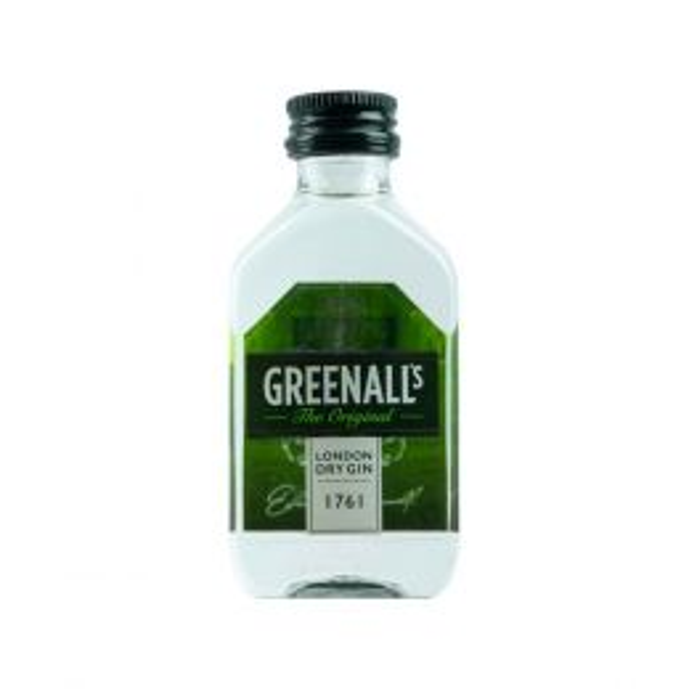 Greenall's Gin 5cl Miniature