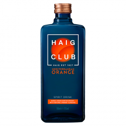 Haig Club Mediterranean Orange Spirit Drink 70cl