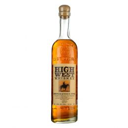 High West Rendezvous Rye Whiskey 70cl