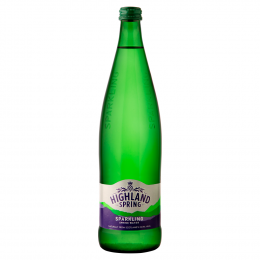 Highland Spring Sparkling Mineral Water 12x 75cl