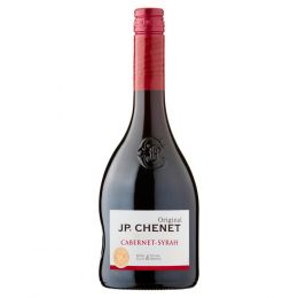 J.P. Chenet Cabernet Syrah Red Wine 75cl
