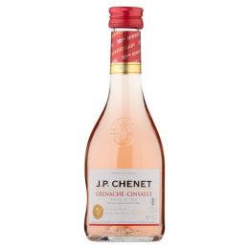 J.P. Chenet Grenache Cinsault Rose Wine 6x 187ml