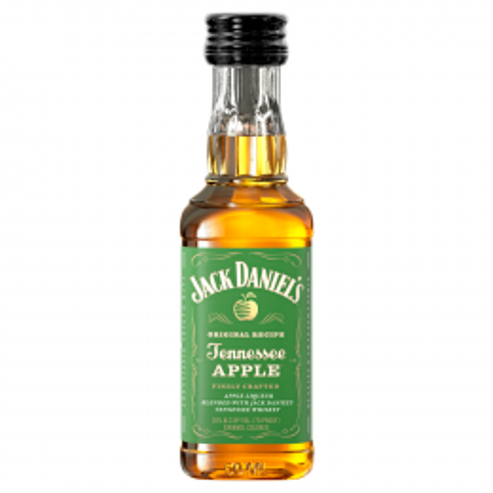 Jack Daniel's Apple Whiskey Liqueur 5cl Miniature