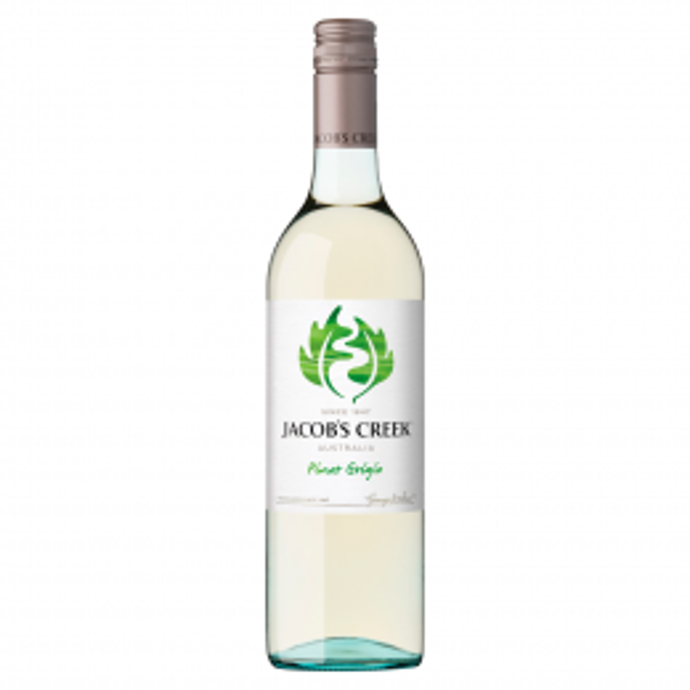 Jacobs Creek Classic Pinot Grigio White Wine 75cl