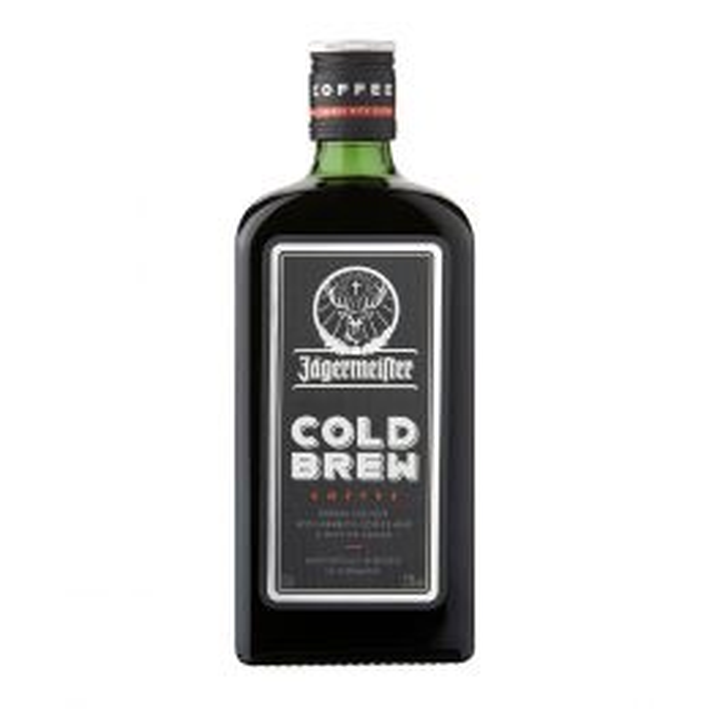 Jagermeister Coldbrew Coffee Liqueur 50cl