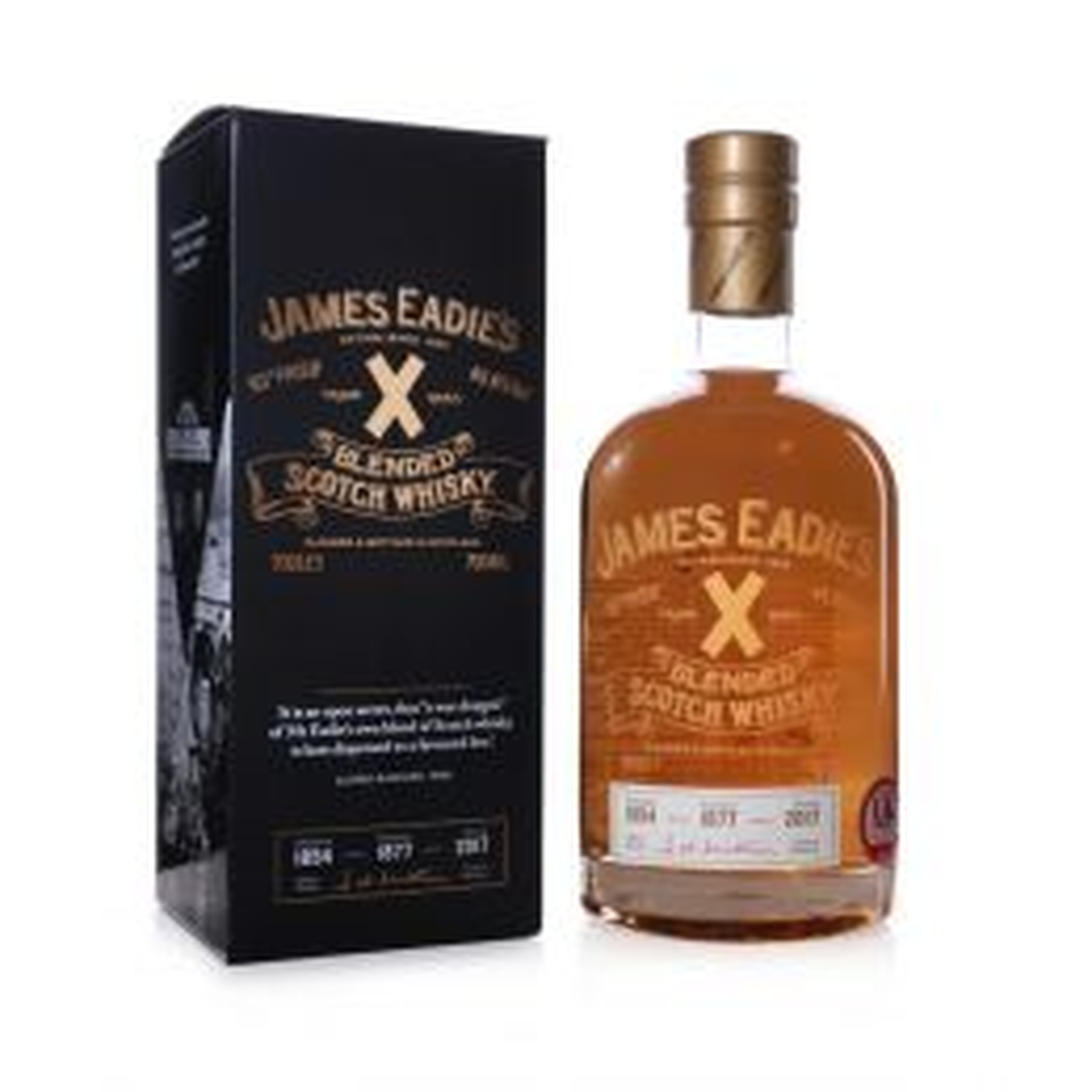James Eadie's Trade Mark 'X' Whisky 70cl