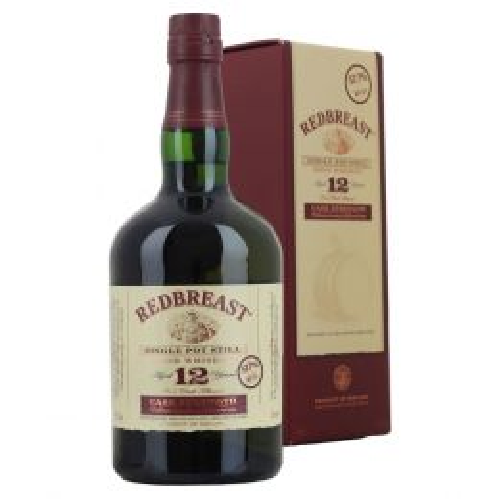 Jameson Redbreast 12 yo Cask Strength Batch 1 Pure Pot Still Irish Whiskey 70cl