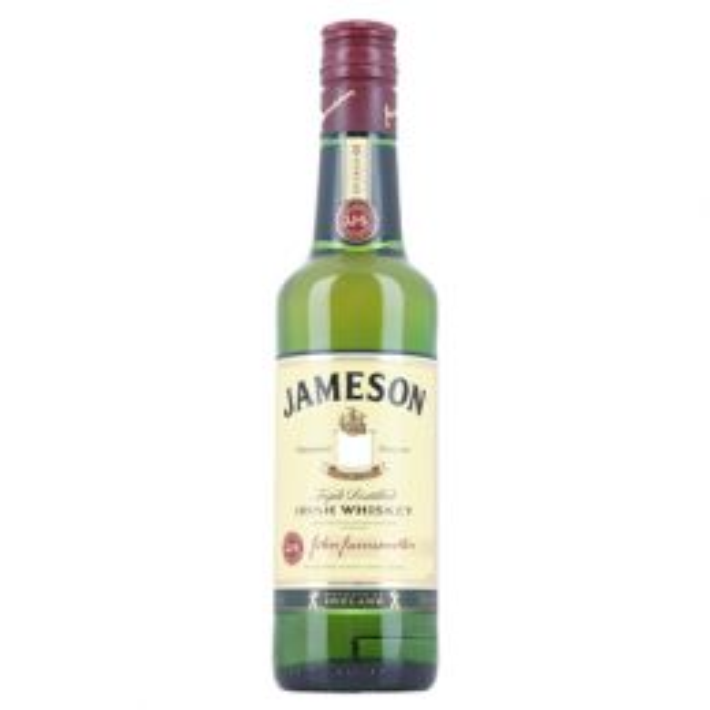 Jameson Triple Distilled Original Irish Whiskey 35cl