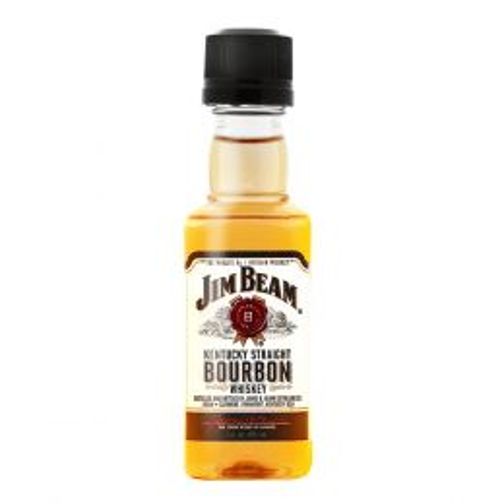 Jim Beam White Label Bourbon 5cl Miniature