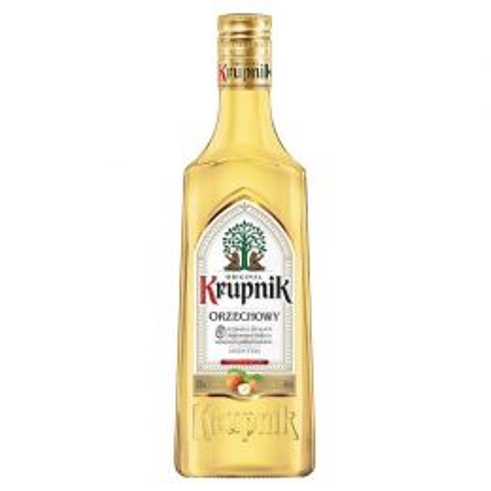 Krupnik Hazelnut Vodka Liqueur 50cl