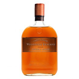L&G Woodford Reserve Double Oaked Bourbon 70cl