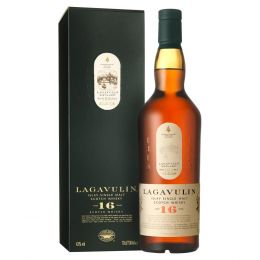 Lagavulin 16 Year Whisky 70cl