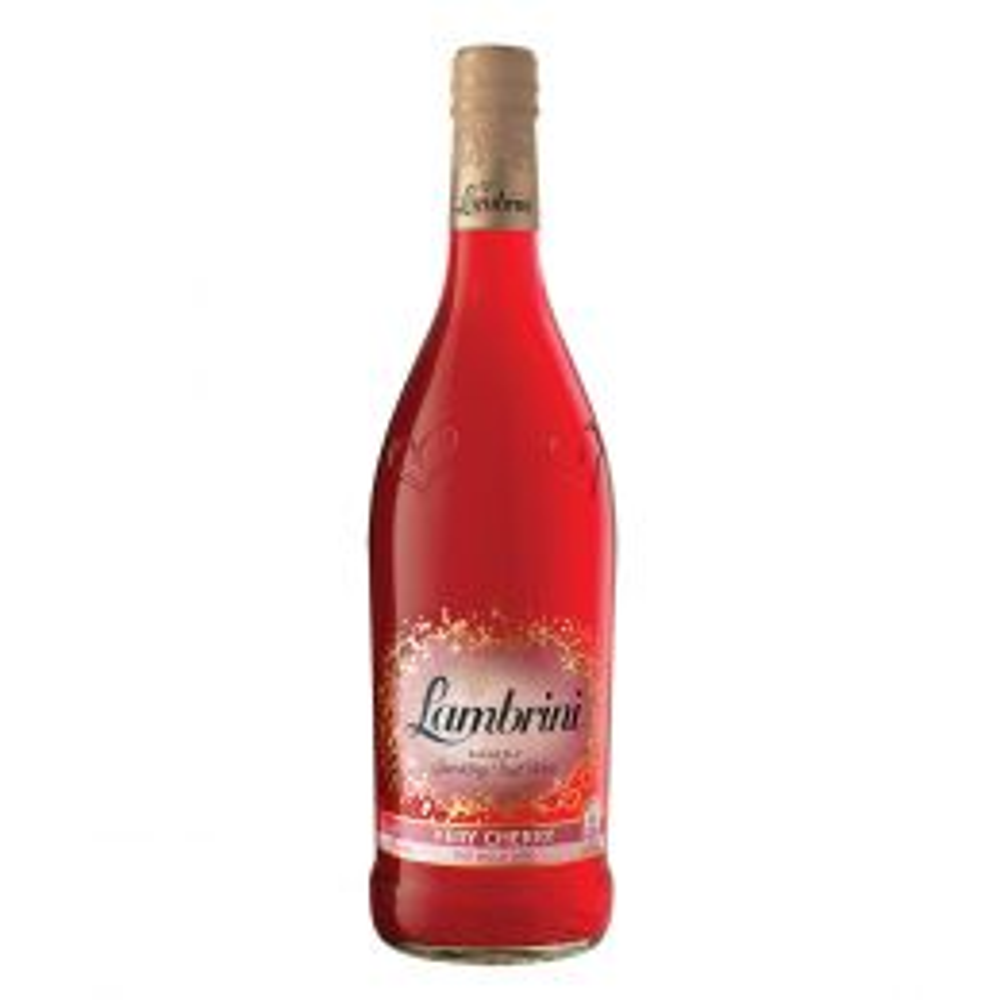 Lambrini Cherry Fruit Wine 75cl