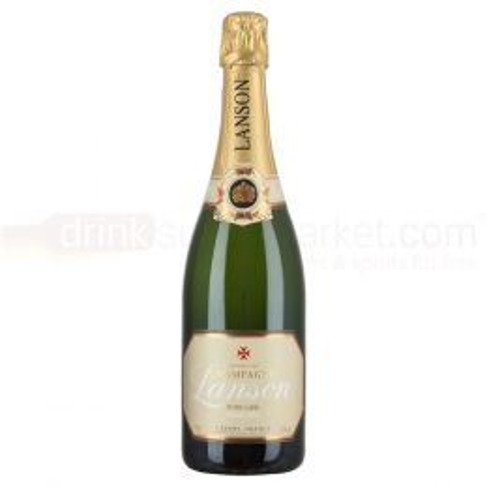 Lanson Ivory Label Demi Sec Champagne 75cl