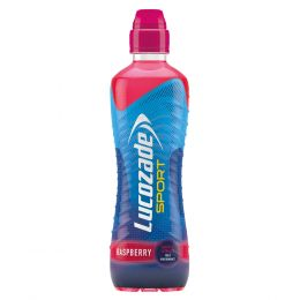Lucozade Sport Raspberry Energy Drink 12x 500ml