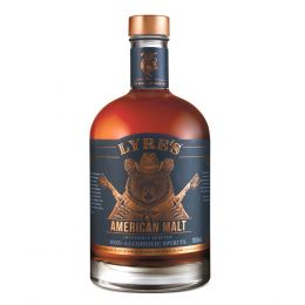 Lyre's American Malt Non-Alcoholic Spirit 70cl