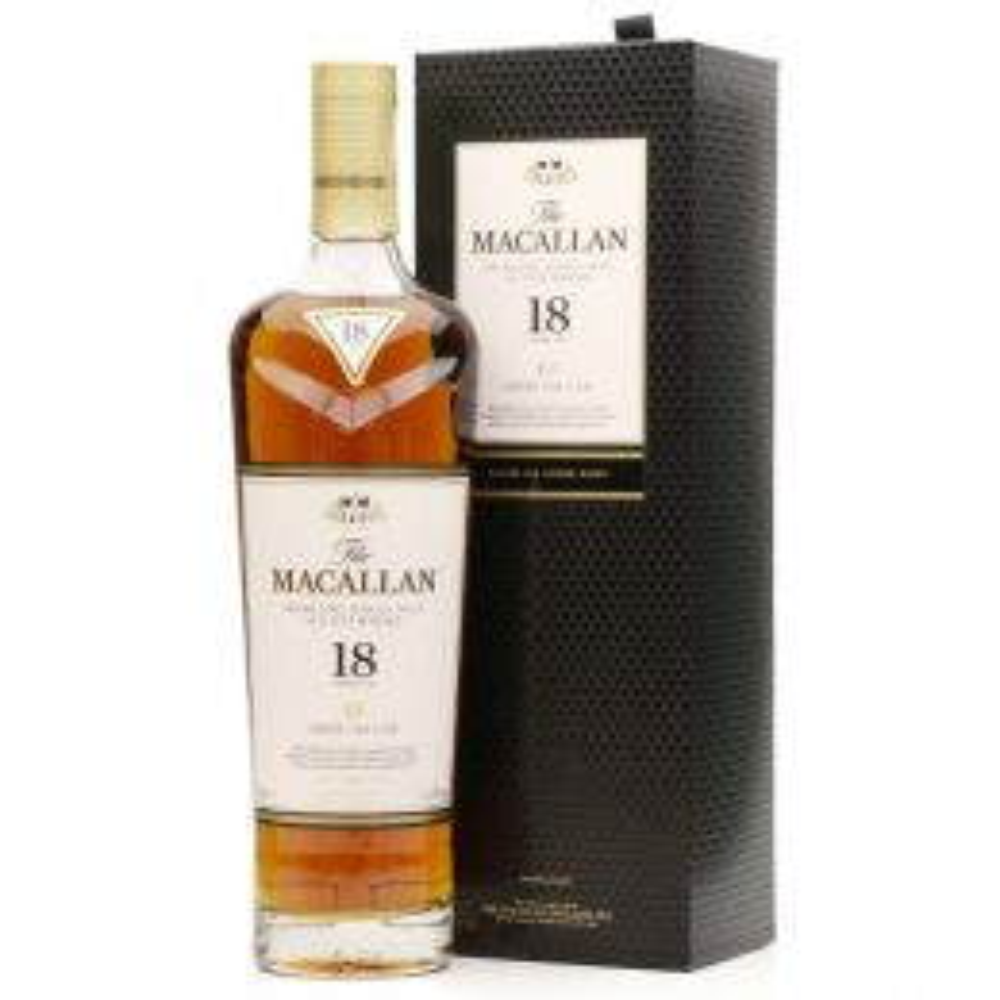 Macallan 18 Year Sherry Oak Whisky 70cl