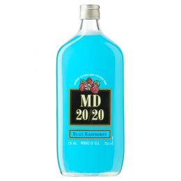 Mad Dog MD 20/20 Blue Raspberry Fortified Wine 75cl
