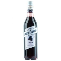 Marie Brizard Blackcurrant Syrup 70cl
