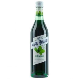Marie Brizard Green Mint Syrup 70cl