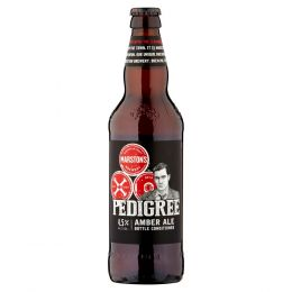 Marstons Pedigree Ale 1x 500ml Bottle