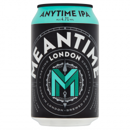 Meantime Anytime IPA 12x 330ml Cans