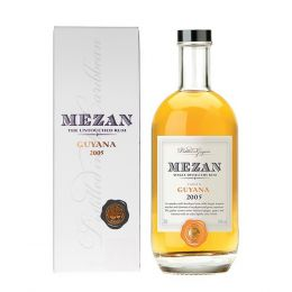 Mezan Guyana 2005 Rum 70cl