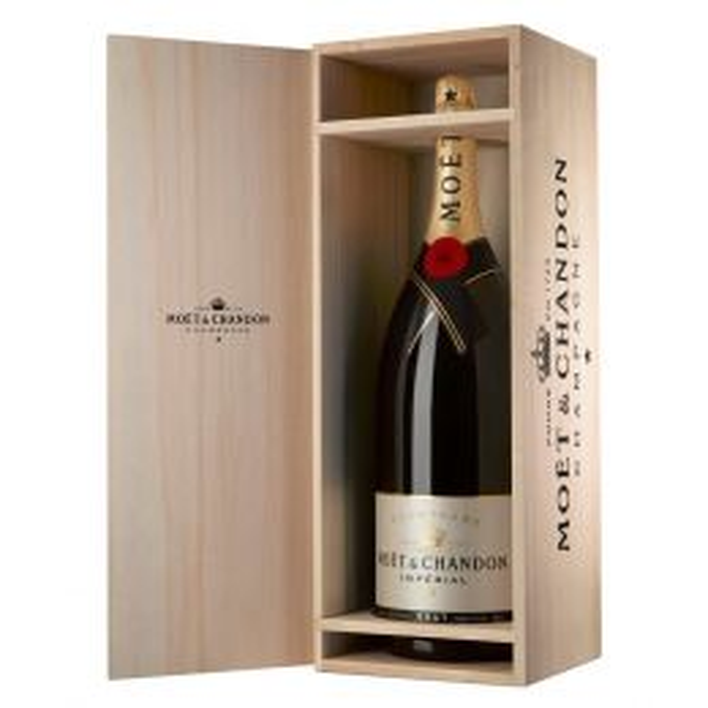 Moet & Chandon Imperial Brut Champagne 9Ltr Salmanazar