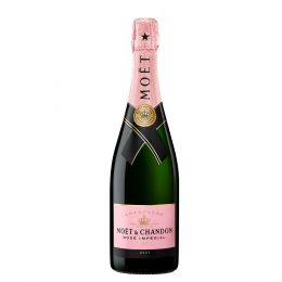 Moet & Chandon Imperial Rose Champagne 75cl