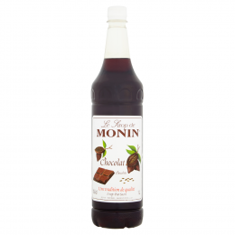 Monin Chocolate Syrup 1Ltr