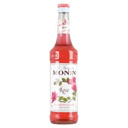 Monin Rose French Flavour Syrop Syrup 70cl