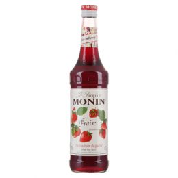Monin Strawberry French Flavour Syrop Syrup 70cl