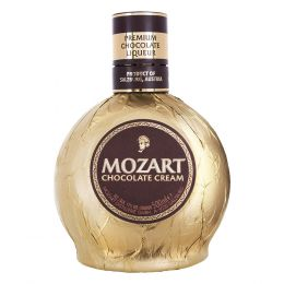 Mozart Gold Chocolate Liqueur 50cl