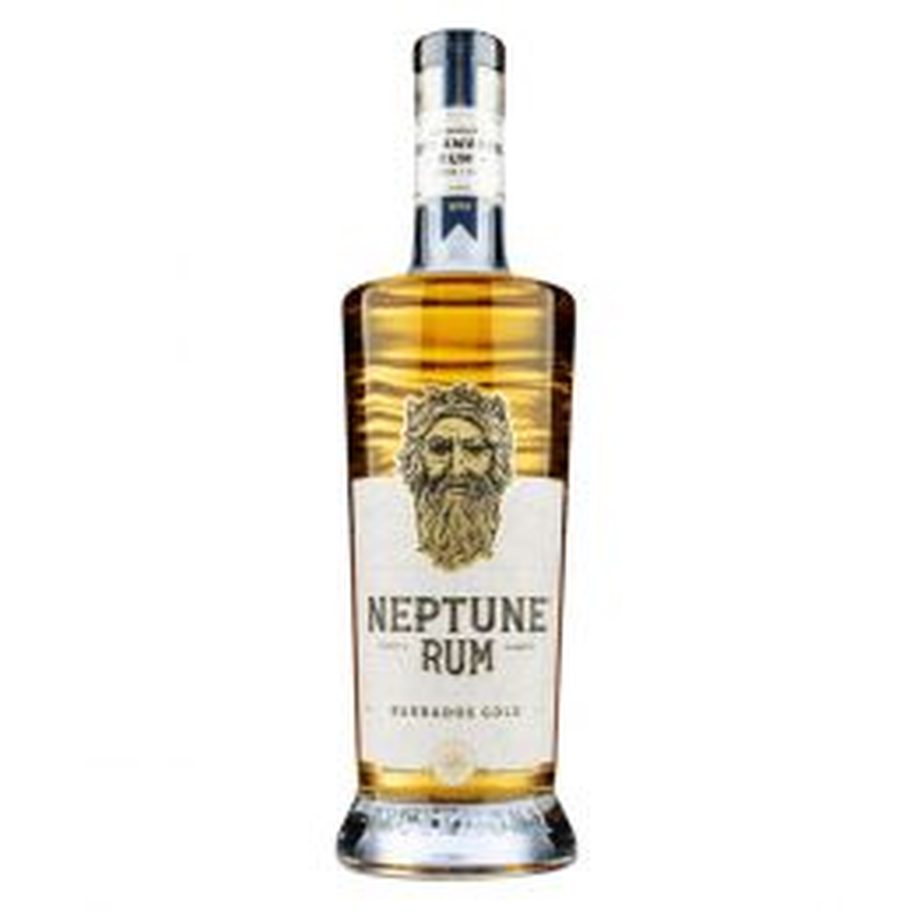 Neptune Gold Barbados Rum 70cl
