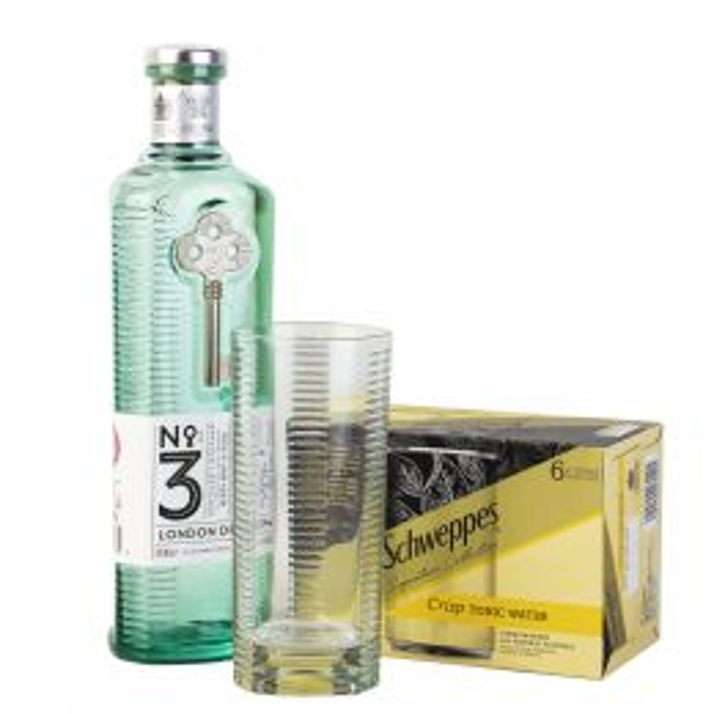 No 3 Gin 70cl