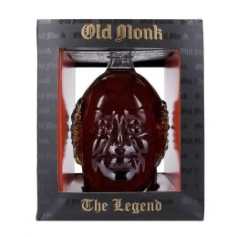 Old Monk The Legend Rum 1Ltr