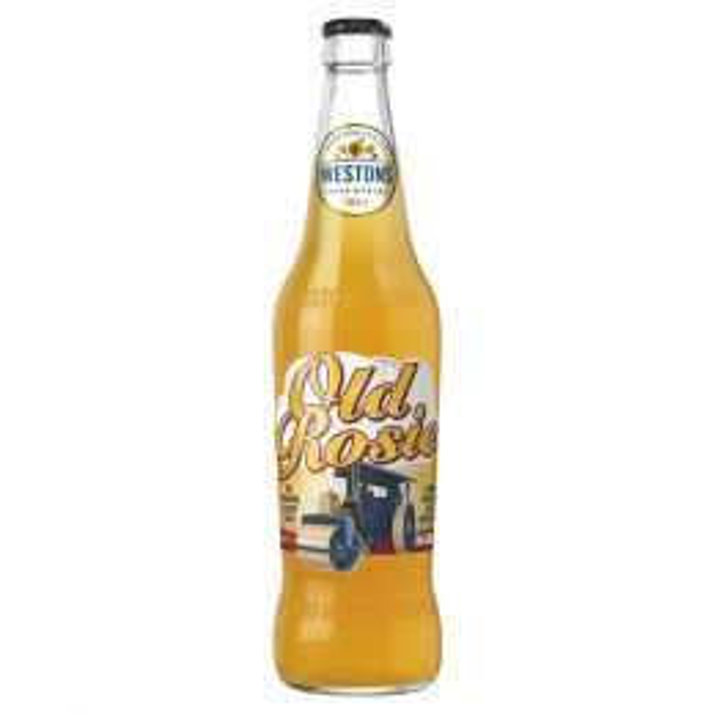 Old Rosie Apple Cider Bottles 8x 500ml