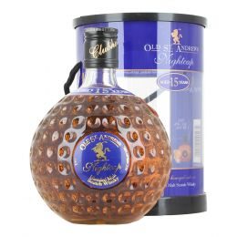 Old St Andrews Nightcap Golf Ball 15 Year Whisky 70cl