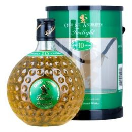Old St Andrews Twilight Golf Ball 10 Year Whisky 70cl