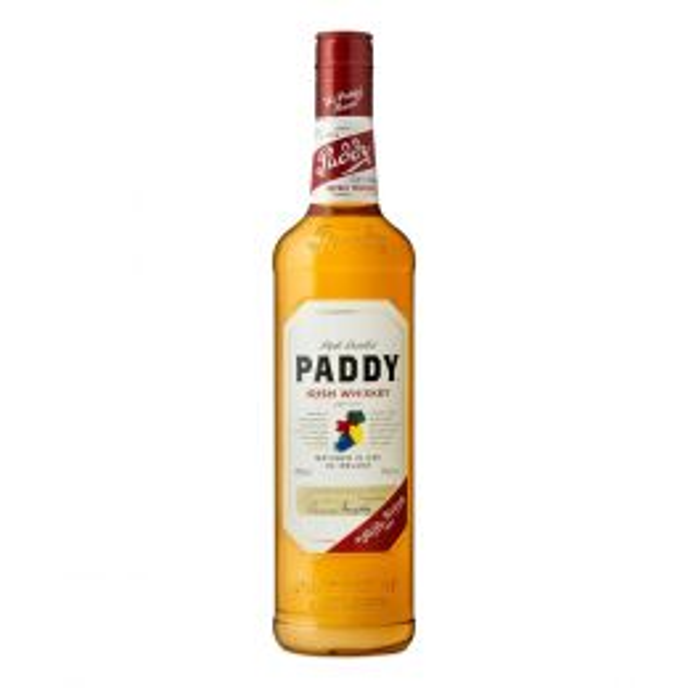 Paddy Old Irish Whiskey 70cl