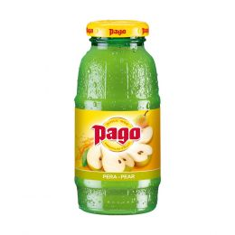 Pago Pear Juice 12x 200ml