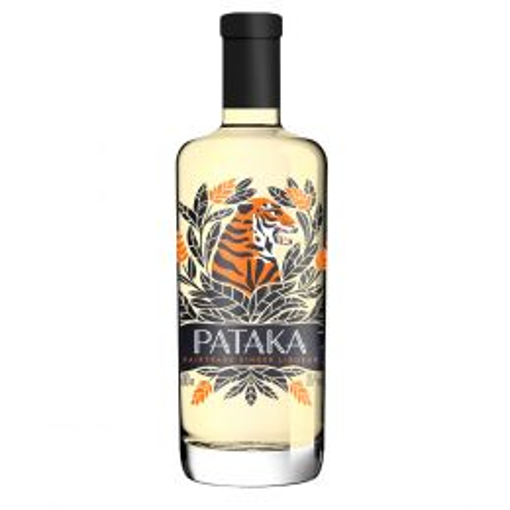 Pataka Ginger Liqueur 50cl