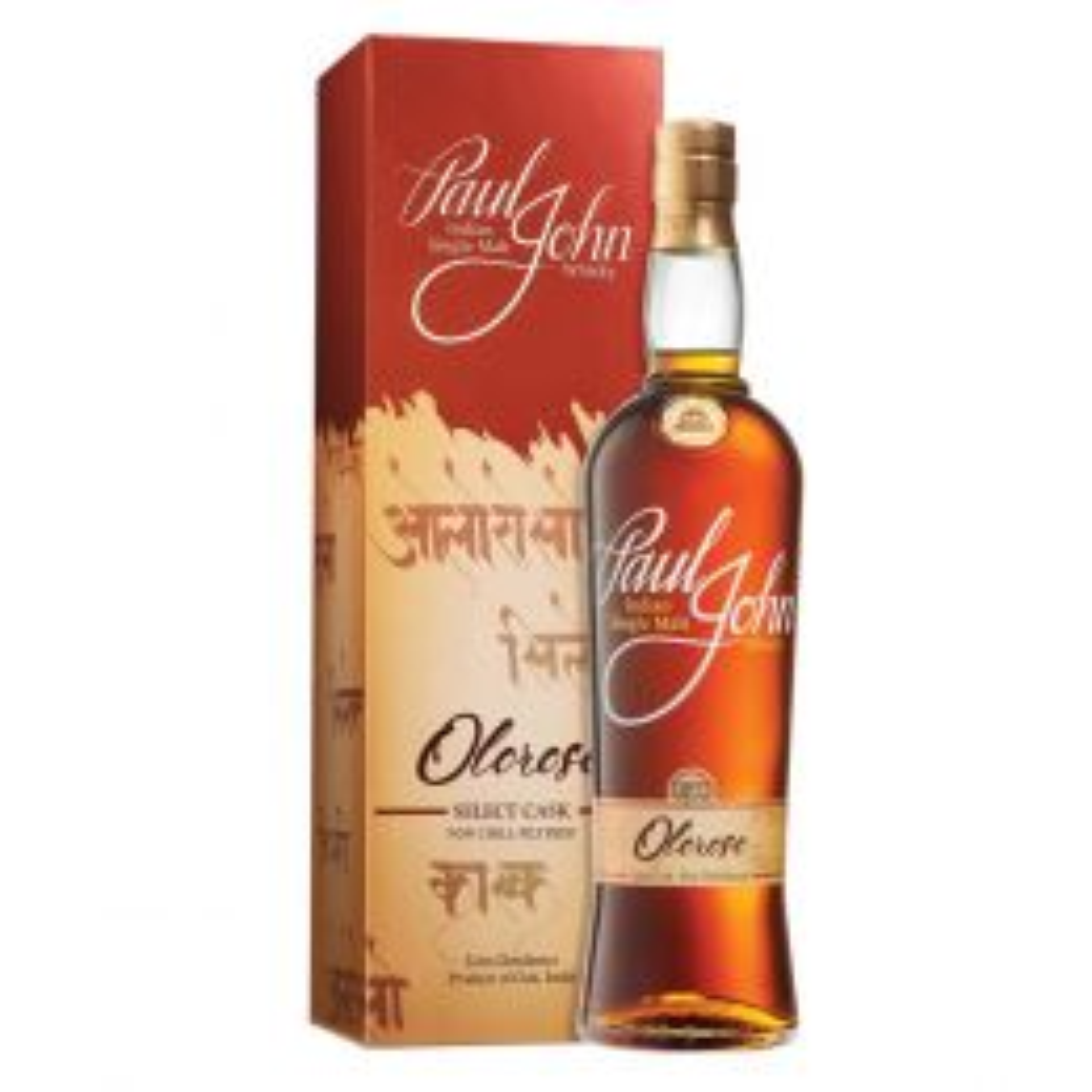 Paul John Olorosso Select Cask Whisky 70cl