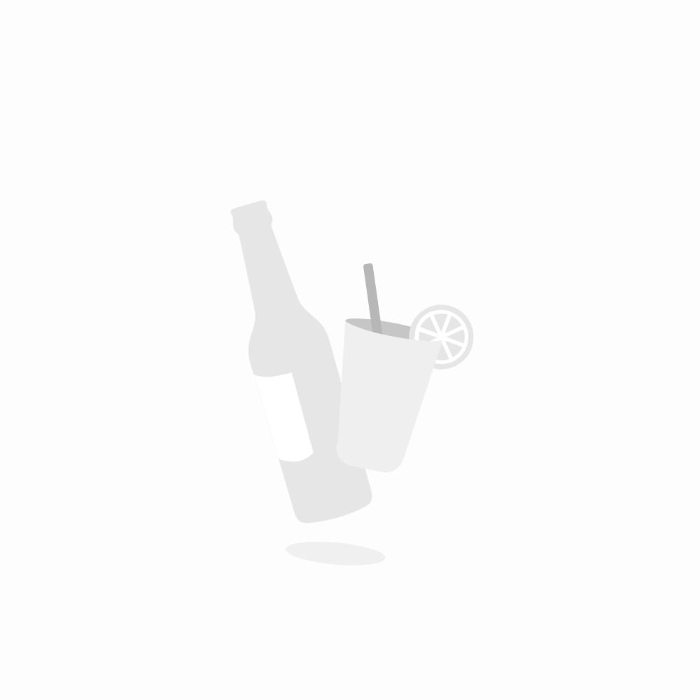 Peaky Blinder Black Spiced Rum 70cl & Hip Flask